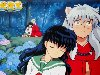 Kagome returns to the feudal era, where she stays forever with InuYasha.