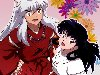 Inuyasha and Kagome. customize imagecreate collage