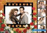 Кинолента рамка – кинопленка » Шаблоны для Фотошопа Best-Host.ru Рамки Клипарты Виньетки PSD Photoshop