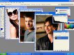 Как склеить в фотошопе несколько фото – Как склеить две фотографии в фотошопе 🚩 Склейка сканированных карт с помощью ФОТОШОПА 🚩 Hi-Tech 🚩 Другое