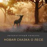 Литературный конкурс новая сказка о лесе – Конкурс «Новая сказка о лесе»