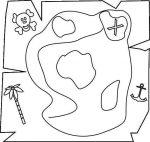 Пиратская карта настоящая – Настоящая карта пиратов. Отмеченное крестом место на картах. Как нарисовать карту сокровищ своими руками: несколько простых способов.