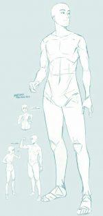 Туториал мужское тело – | VK