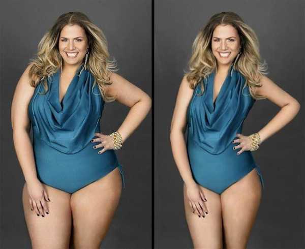 Кнопка Похудение В Фотошопе. Как похудеть в фотошопе