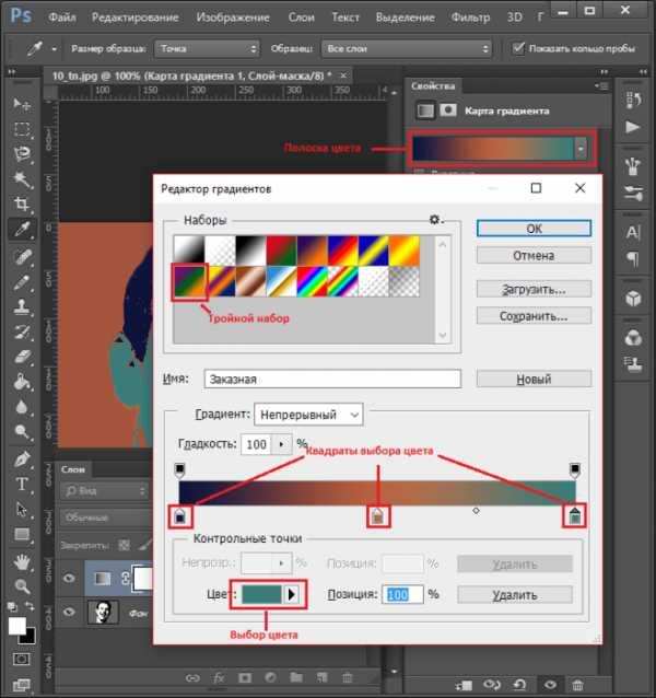 обязательно как создать арт фото в обычном редакторе один
