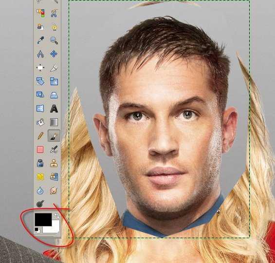 Заменить лицо на фото в интернете одно самых