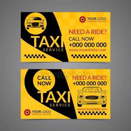 Визитки фон такси – Визитки для такси (образцы), шаблоны ...